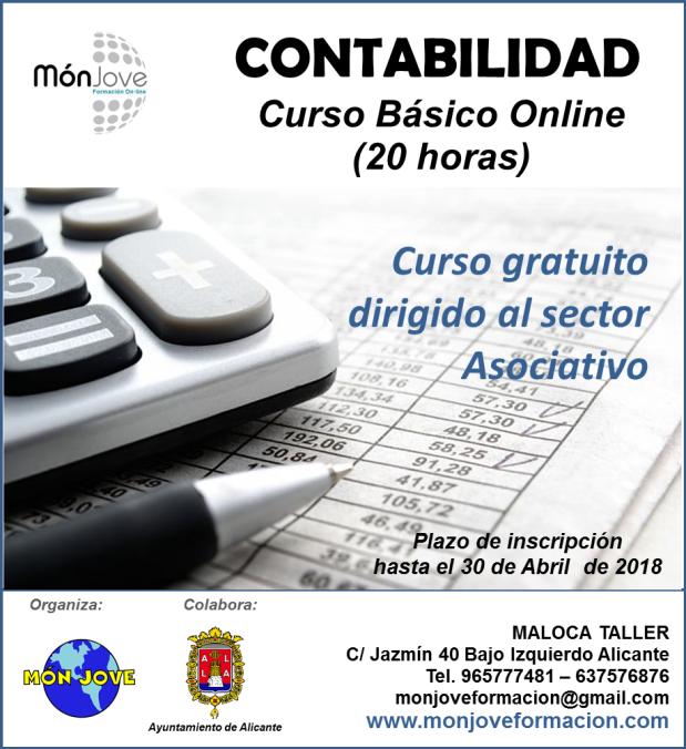 CURSO CONTABILIDAD BASICO
